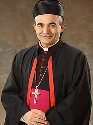 His Excellency Elias Zaidan