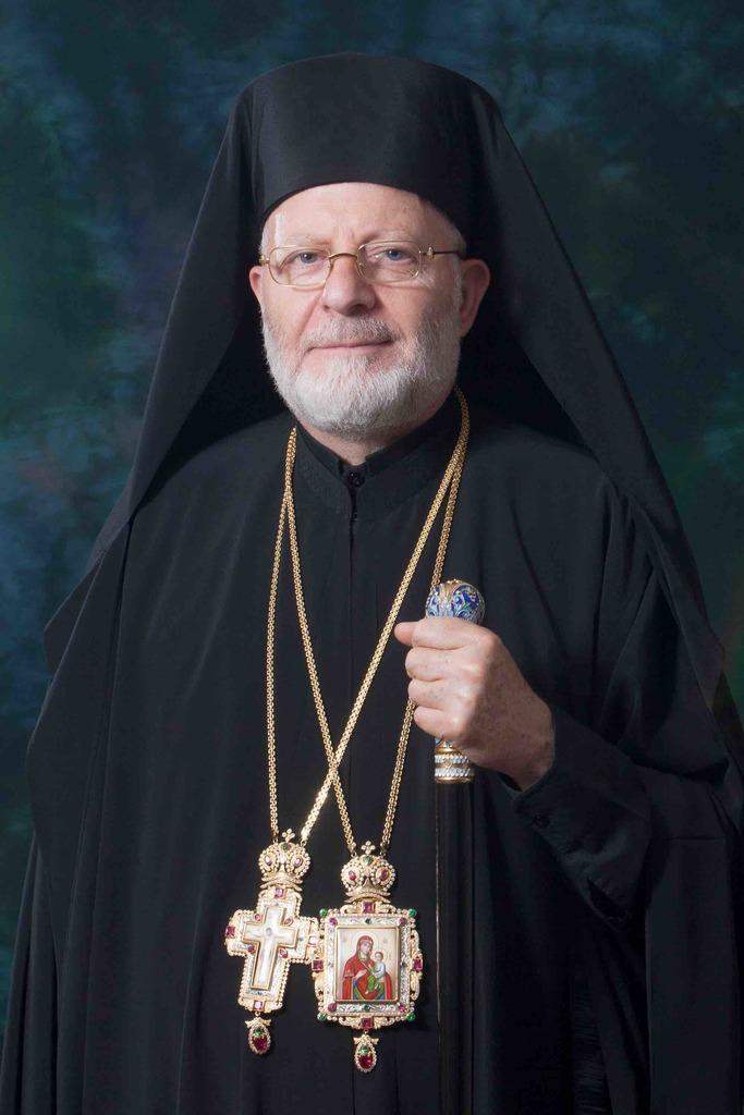 His Eminence Metropolitan Joseph