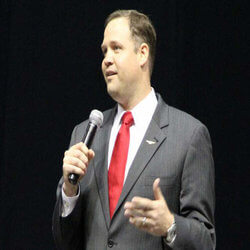 Representative Jim Bridenstine