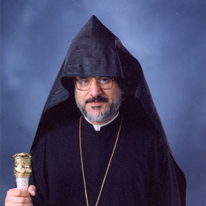His Eminence Archbishop Oshagan Choloyan
