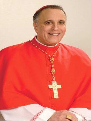 His Eminence Daniel Cardinal DiNardo