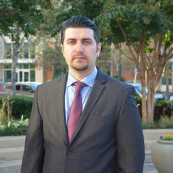 Loay Mikhael, Head of Foreign Relations of the Chaldean Syriac Assyrian Popular Council