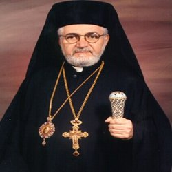 Most Rev. Nicholas James Samra Bishop of the Melkite Catholic Eparchy of Newton