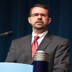 Knox Thames, Special Advisor for Religious Minorities in the Near East and South Central Asia, U.S. Department of State