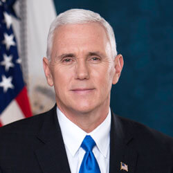 The Honorable Mike Pence