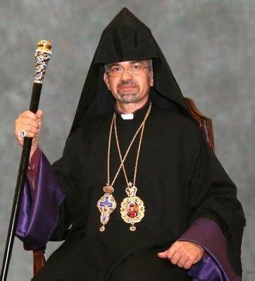 His Eminence Archbishop Moushegh Mardirossian