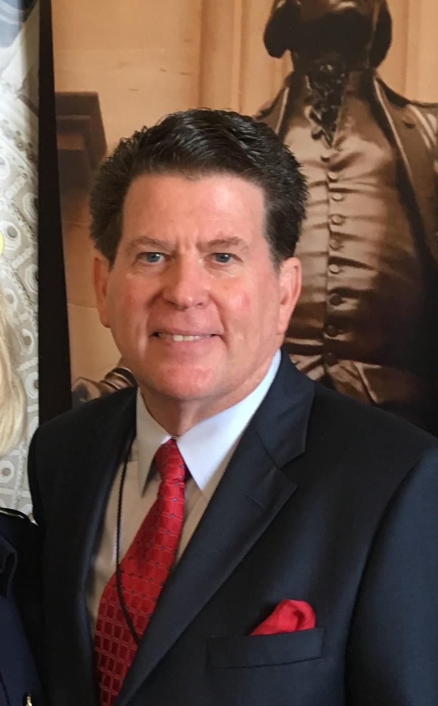 Rev. Dan C. Cummins, D.D.