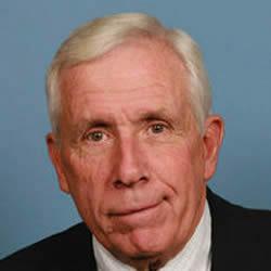 Representative Frank Wolf, Former U.S. Representative from Virginia