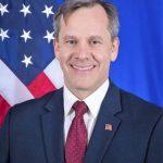 Joseph J. Cella, U.S. Ambassador to Fiji