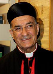 His Beatitude Cardinal Al-Rai, Maronite Catholic Patriarch of Antioch