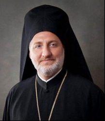His Eminence Archbishop Elpidophoros, Archbishop of the Greek Orthodox Archdiocese of America