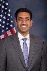 Representative Ro Khanna (CA-17)