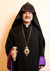 His Eminence Archbishop Anoushavan Tanielian, Prelate of the Eastern Prelacy of the Armenian Apostolic Church