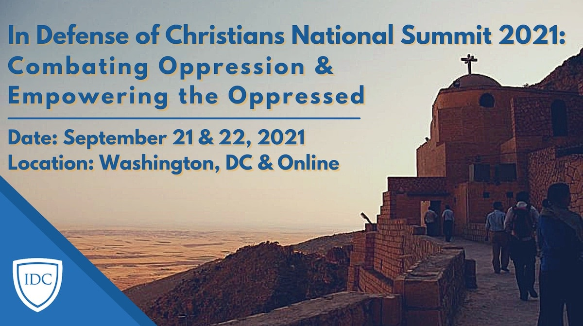 In Defense of Christians - Summit 2021